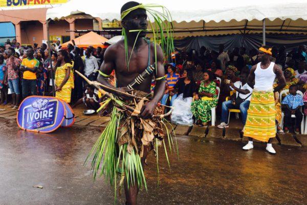 IVOIRE au YAYE festival de Dabou