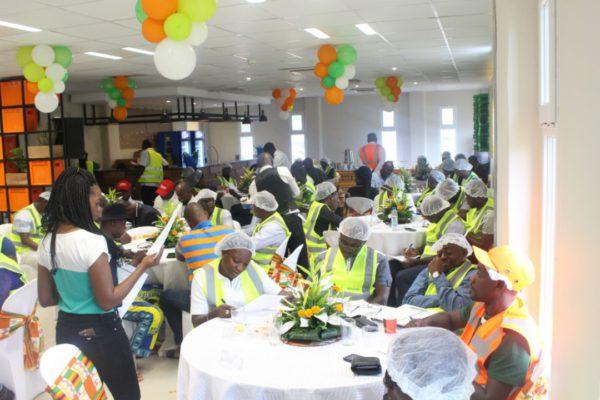 Première conférence des distributeurs de Brassivoire
