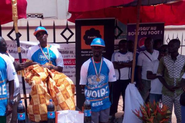 Fête des ignames: Brassivoire partenaire de la culture Ivoirienne