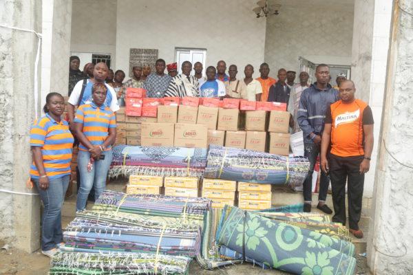 Inondation à Abidjan: Brassivoire au secours des populations d'Attécoubé