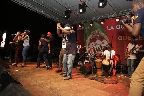 Culture : Brassivoire célèbre la musique Zouglou