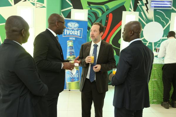 Industrie : Le Ministre visite la zone industrielle de Yopougon