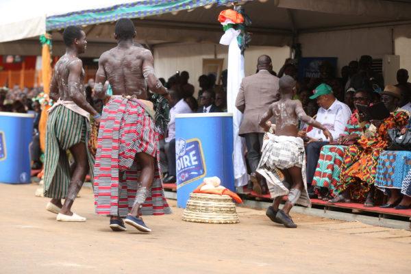 Culture : Brassivoire soutient la culture Lôdjoukrou à Dabou