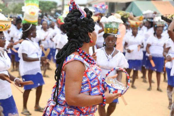 Culture : Brassivoire aux côtés du peuple Akyé pour célébrer la génération Agbri-M'Bléchoué