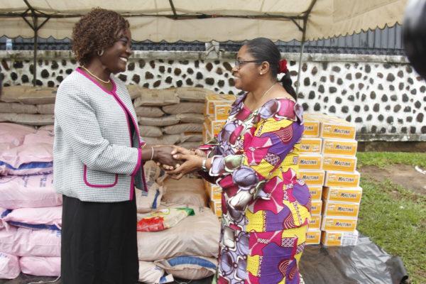 Brassivoire engagée aux côtés de la Plateforme Humanitaire du Secteur Privé de Côte d'Ivoire pour soutenir les victimes des pluies diluviennes