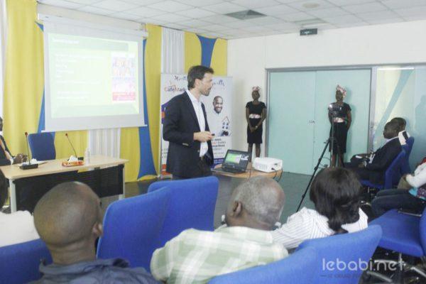 Alexander KOCH partage l'expérience de Brassivoire aux Chefs d'entreprises