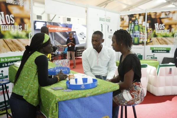Economie : Brassivoire présent à la 1ère Edition de la Foire du Made in Côte d'Ivoire