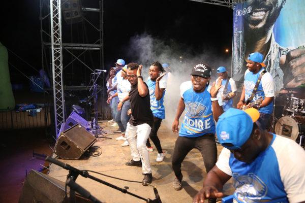 Tournée Ivoire Zouglou Céhi : Bouaké en mode Zouglou