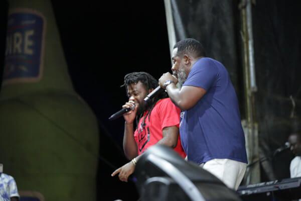Musique : Les Zougkou Makers mettent le feu au terrain Seny Fofana