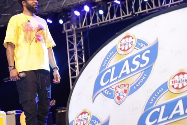 Concert / Class Show ! Fally Ipupa enflamme le Golf