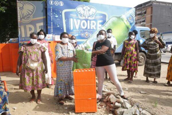 Fête des mères 2020 : Brassivoire célèbre et encourage nos valeureuses Mamans, propriétaires de Maquis à Abidjan.